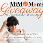 Momismore.com is hosting a MASSIVE series of giveaways for the month of August (and into September!) for aspiring work-at-home moms! Come check out the details and enter to win some fantastic prizes from some amazing sponsors!