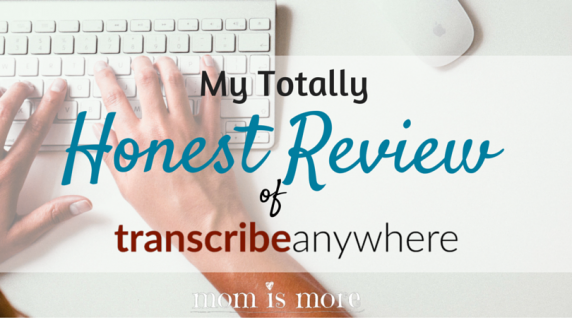 Ever consider a career in transcription? Take a peek at my review of Transcribe Anywhere, the new legal and general transcription courses that are turning heads!